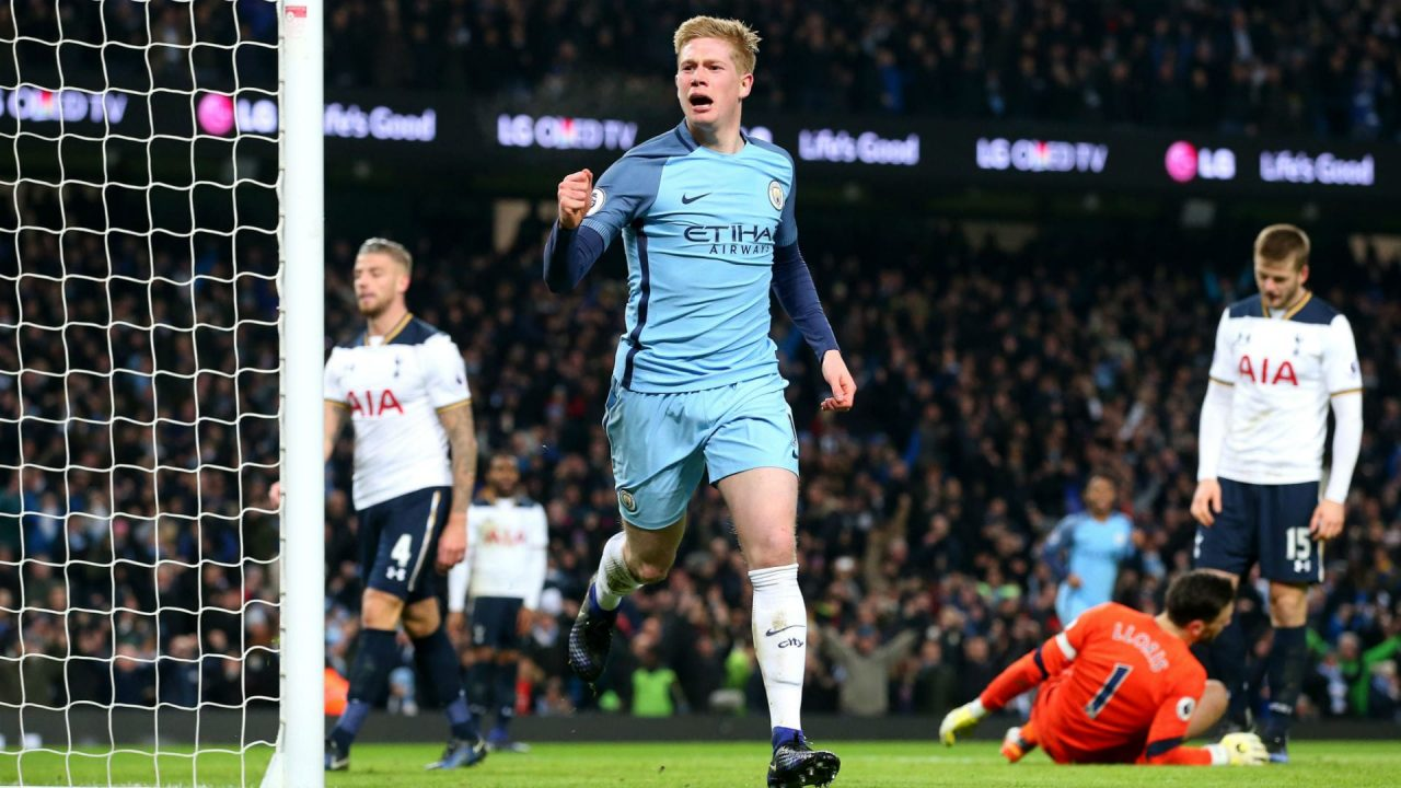 Tottenham vs Manchester City Premier League