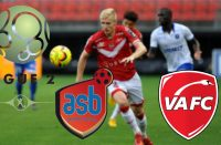 AS Béziers vs Valenciennes Football Prediction