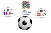 Andorra vs Latvia UEFA Nations League