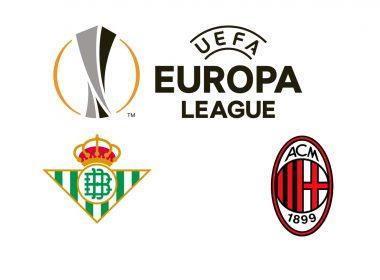 Betis vs Milan Europa League