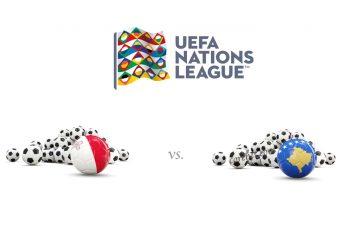 Malta vs Kosovo UEFA Nations League