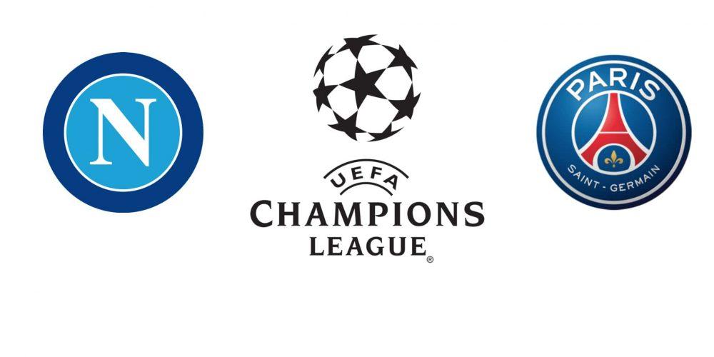 Napoli vs PSG Champions League