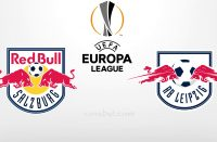 Salzburg vs Leipzig Europa League