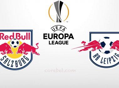 Salzburg vs Leipzig Europa League