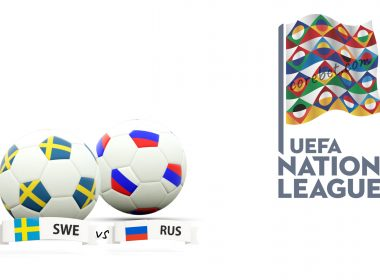 UEFA Nations League Sweden vs Russia