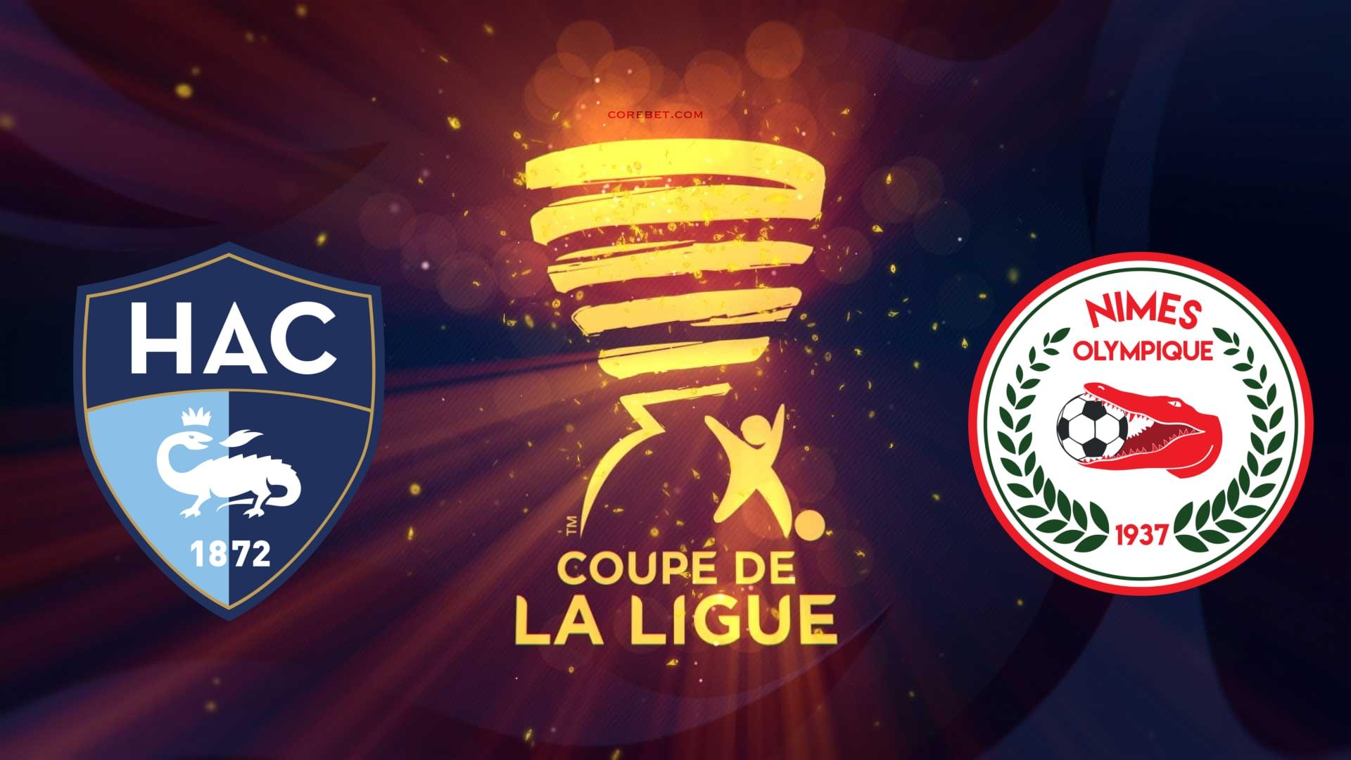 Le Havre vs Nimes Football Tips