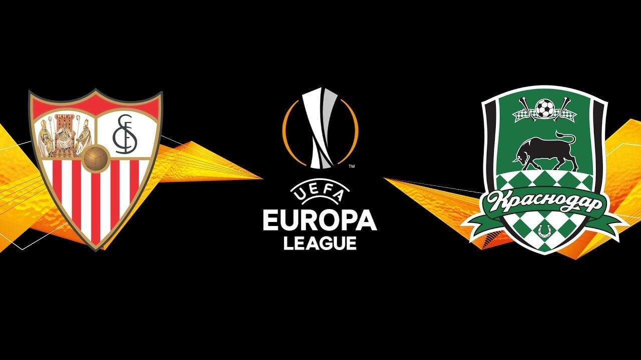 Sevilla vs Krasnodar Europa League