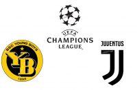 Young Boys vs Juventus Champions Legaue