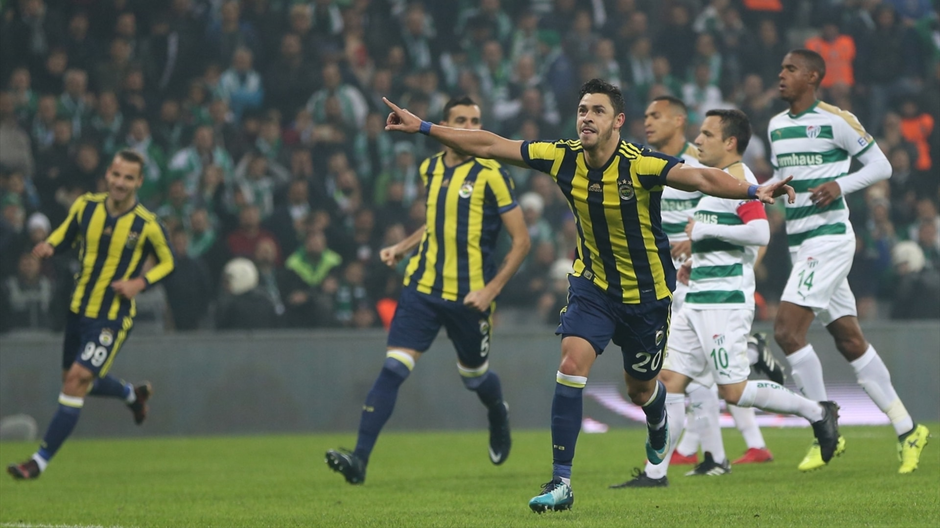 Bursaspor vs Fenerbahce Football Prediction