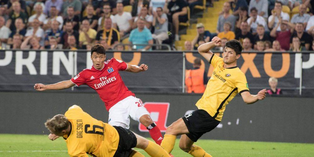 HSV vs Dresden Betting Prediction