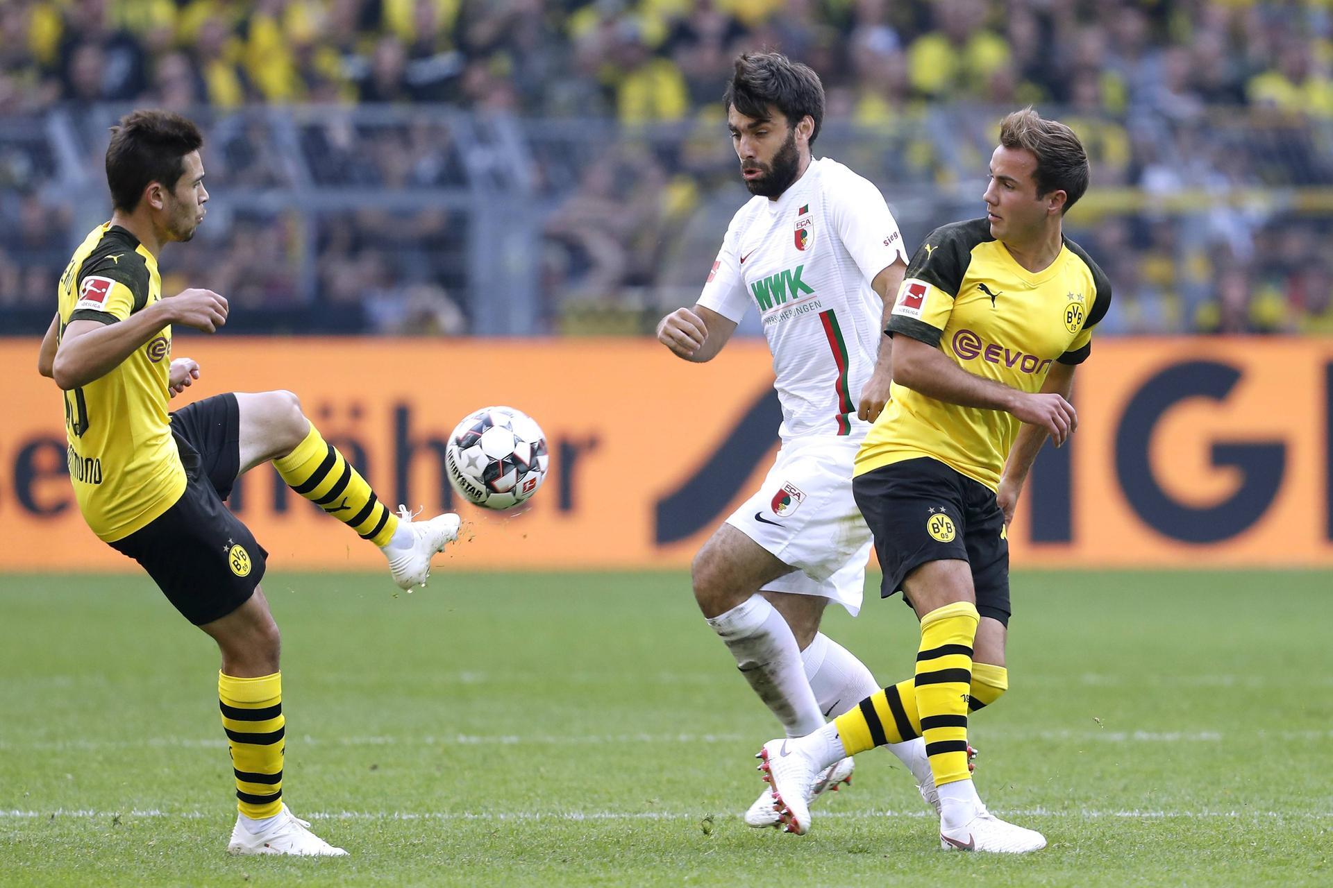 Augsburg Vs Dortmund
