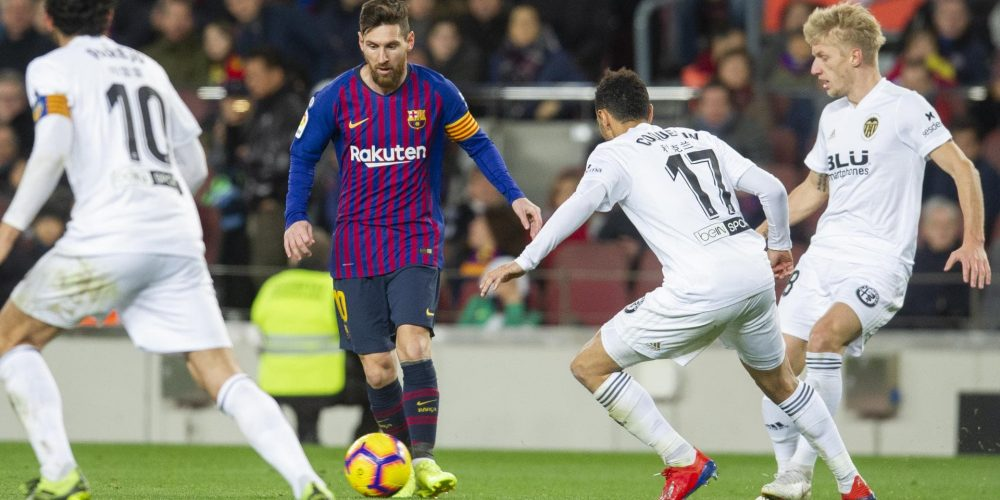 Barcelona vs Valencia Premium Betting Tips 25 May 2019 - CoreBet com