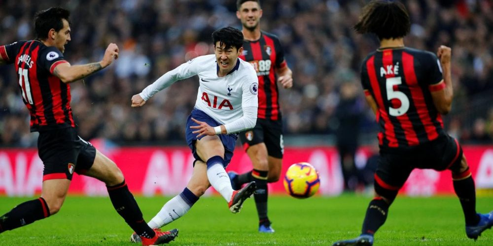 Bournemouth vs Tottenham Football Tips
