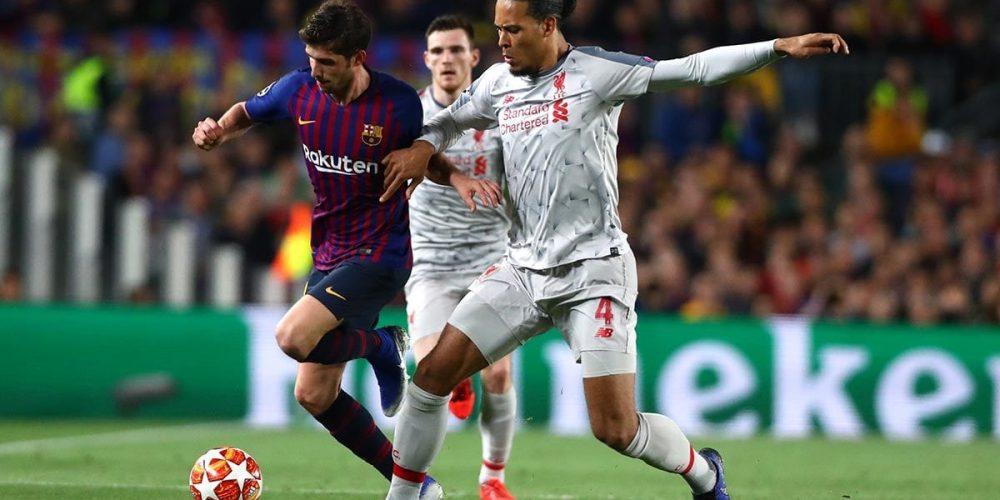 FC Liverpool vs FC Barcelona Premium Football Predictions - CoreBet com