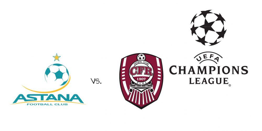 Astana vs CFR Cluj Free Betting Tips