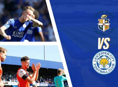 Luton vs Leicester Free Betting Tips
