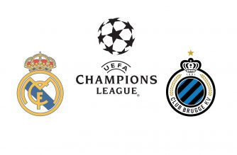 Real Madrid vs Bruges Free Betting Tips
