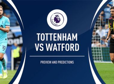 Tottenham vs Watford Free Betting Tips