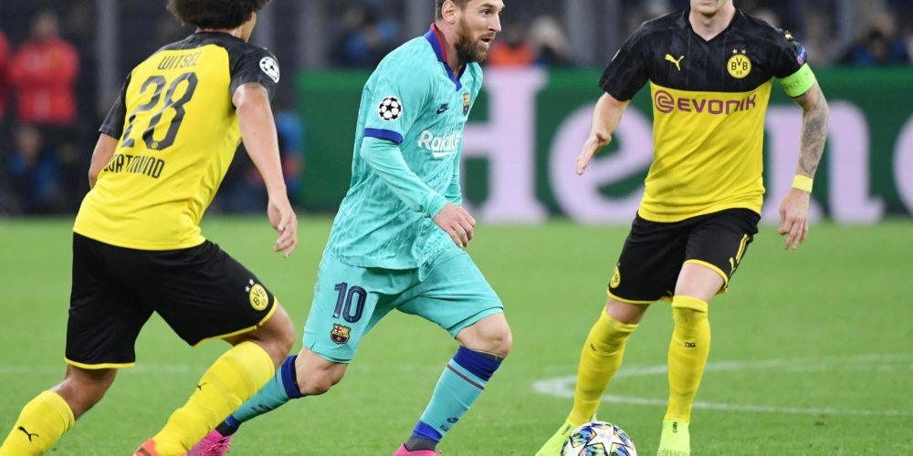 Barcelona vs Dortmund Free Betting Tips