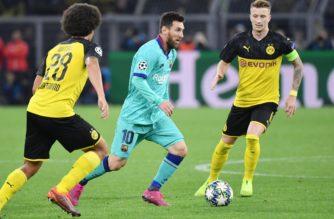 Barcelona vs Dortmund Free Betting Tips