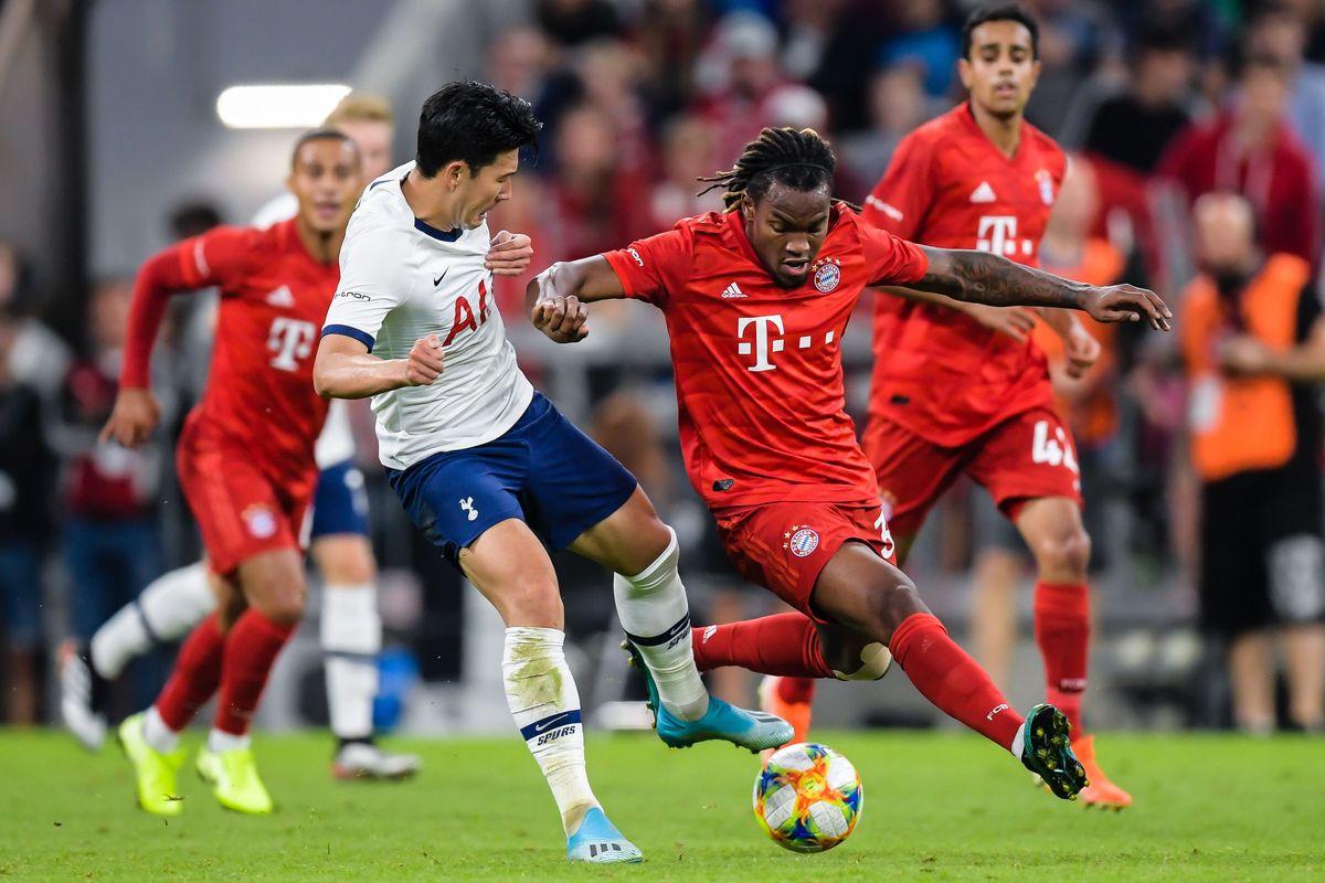 Bayern vs Tottenham Free Betting Tips