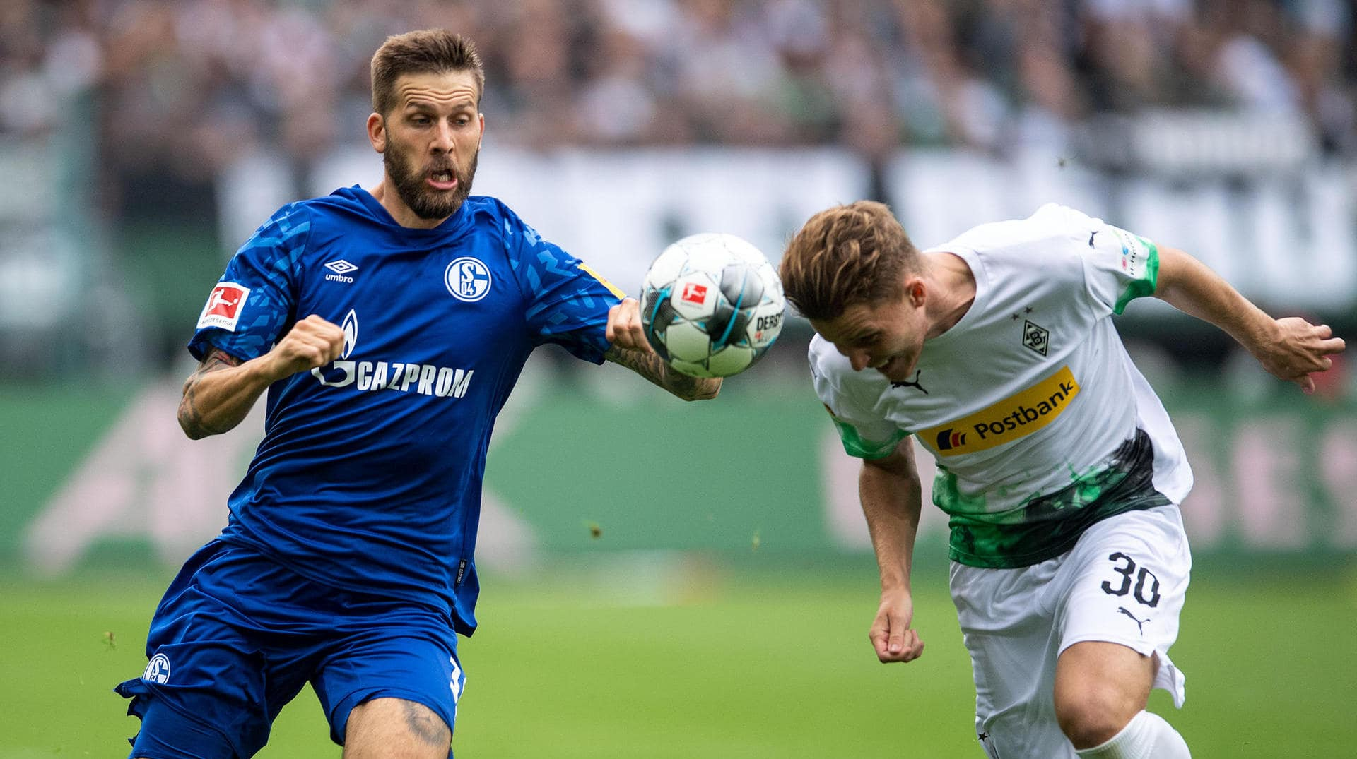 Gladbach Vs Schalke