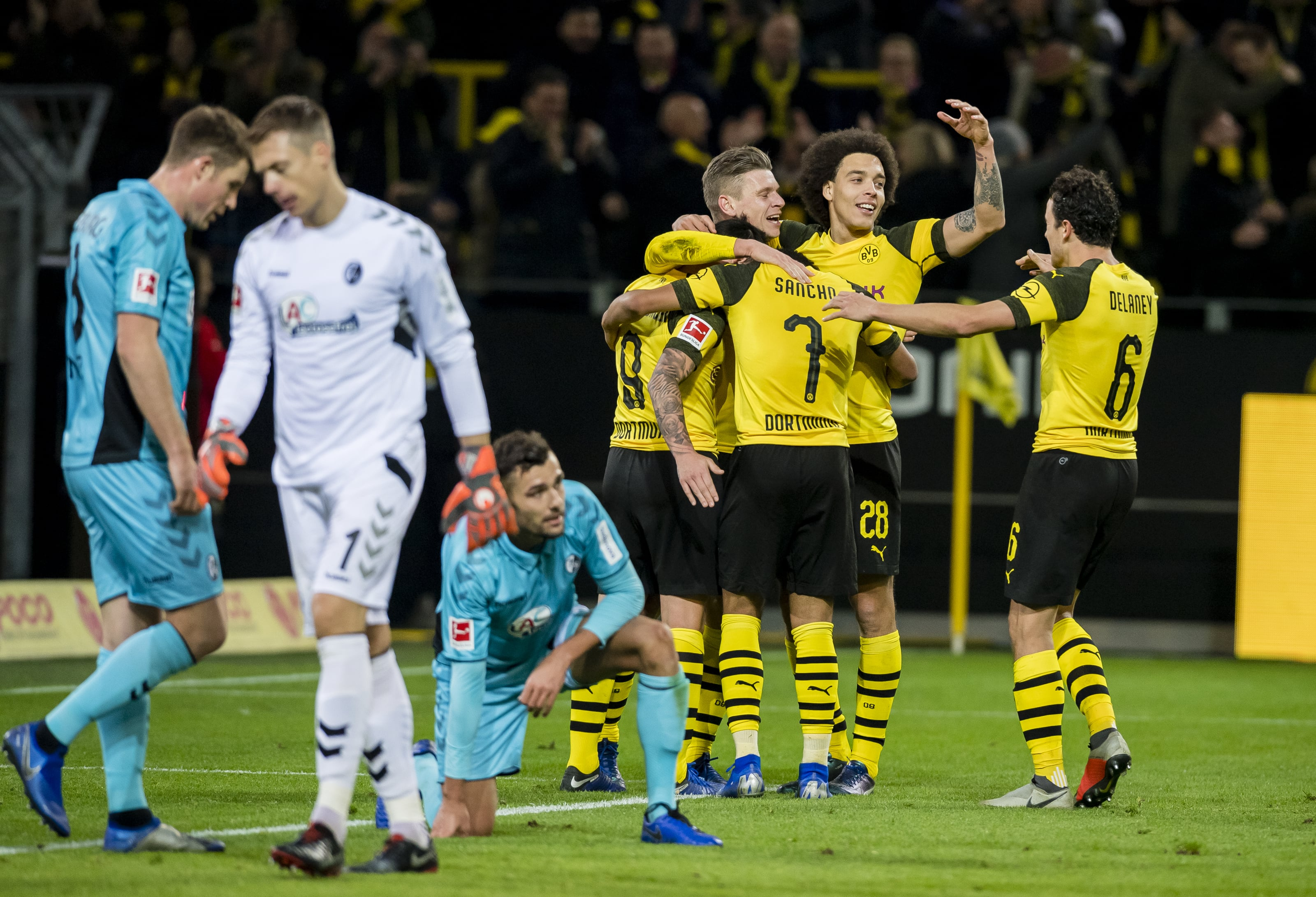 Dortmund vs Freiburg Free Betting Tips