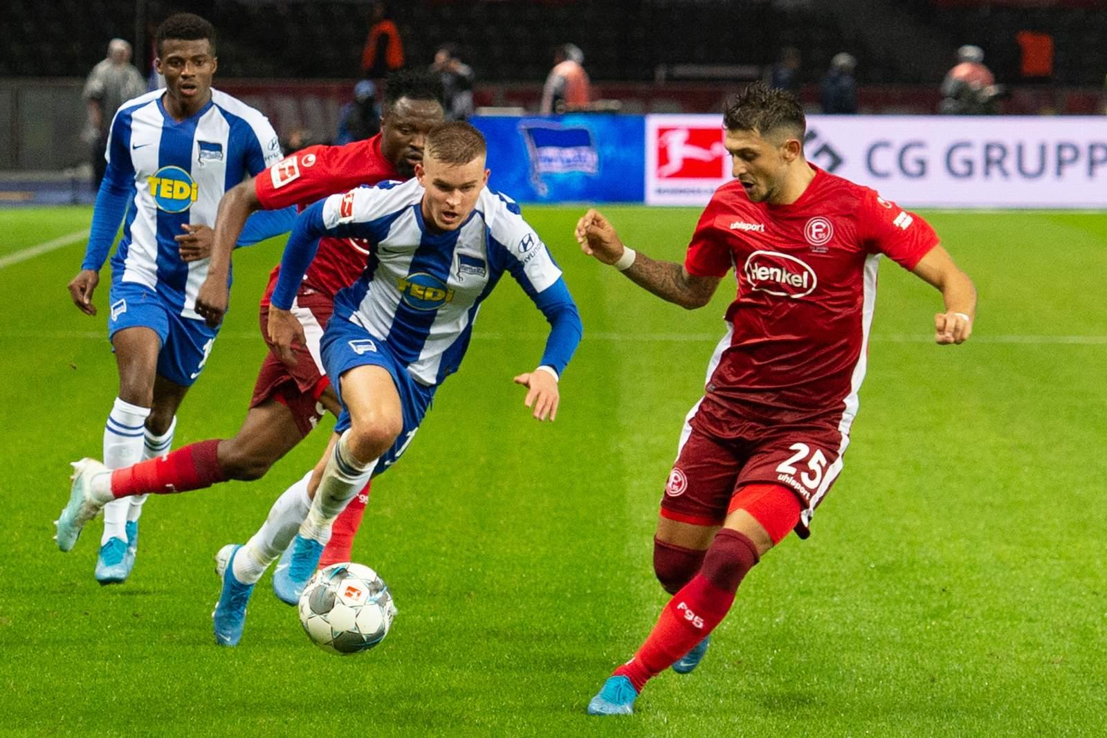 Dusseldorf vs Hertha Free Betting Tips