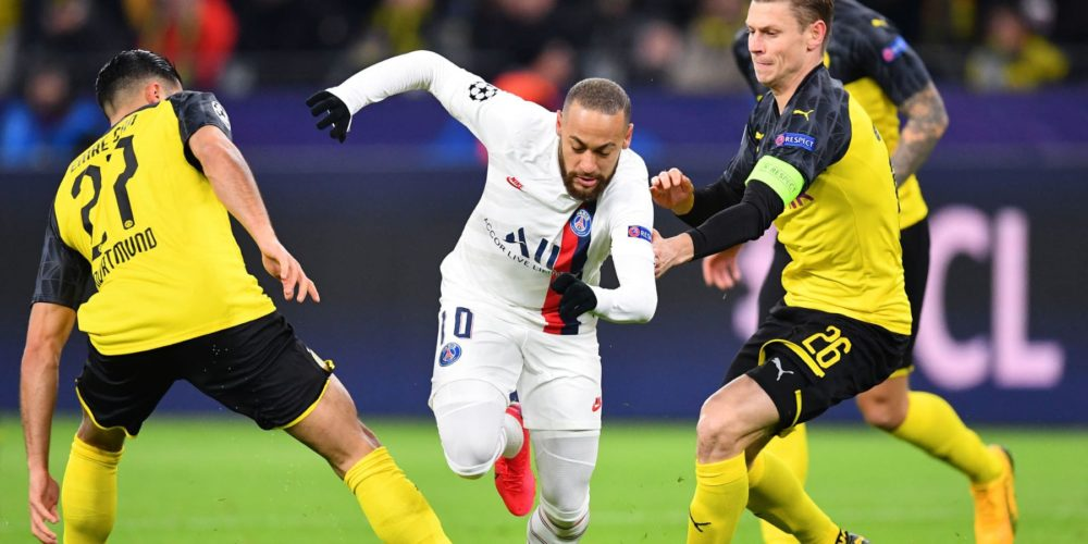 PSG vs Dortmund Free Betting Tips