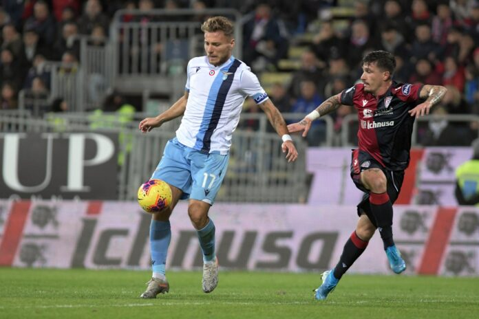 Lazio Roma vs Cagliari Free Betting Tips