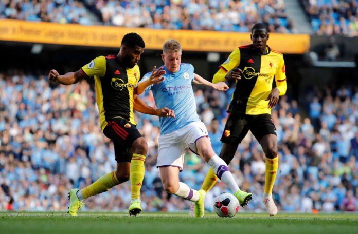 Watford vs Manchester City Free Betting Tips