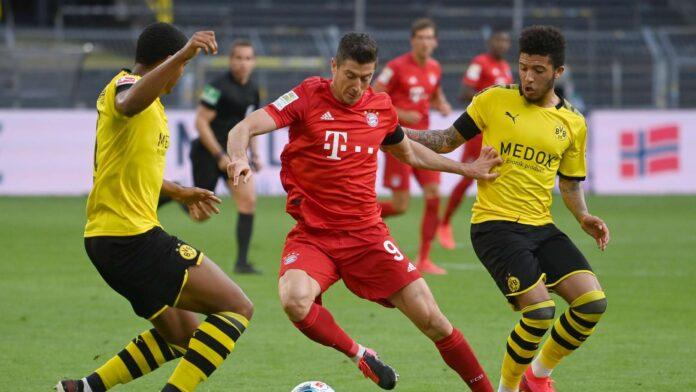 Bayern vs Dortmund Free Betting Tips - Supercup Germany 2020