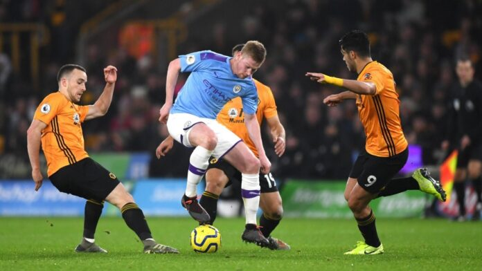 Wolverhampton vs Manchester City Free Betting Tips 21/09/2020 - Premier League