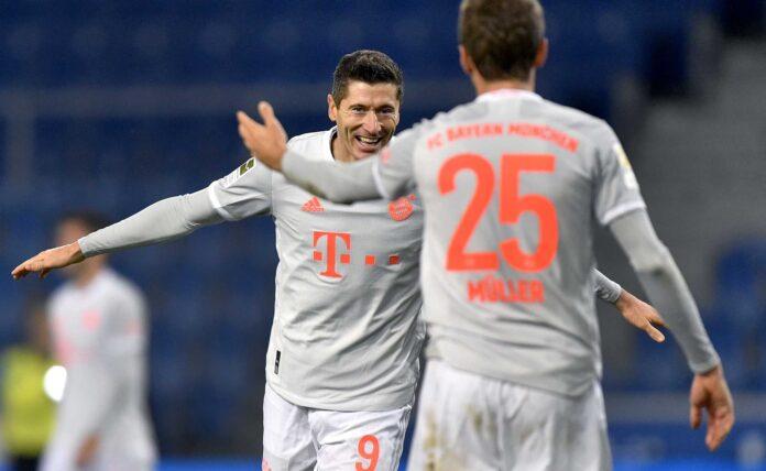 Top scorer Bundesliga 2020/21 - favorites, betting tips & odds