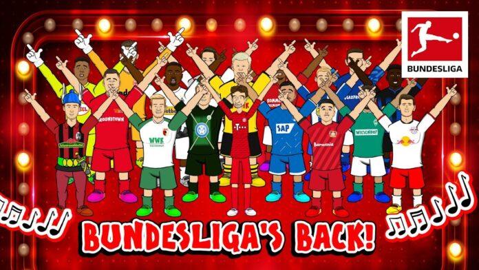 Amusing Bundesliga preview 2020/21 - 8th matchday
